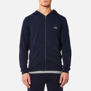 BOSS Hugo Boss Men's Hooded Jacket - Dark Blue