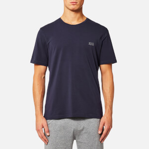 BOSS Hugo Boss Men's Short Sleeve T-Shirt - Dark Purple