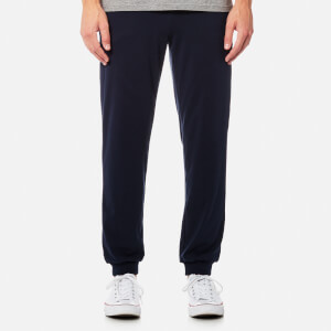 BOSS Hugo Boss Men's Cuffed Long Pants - Dark Blue