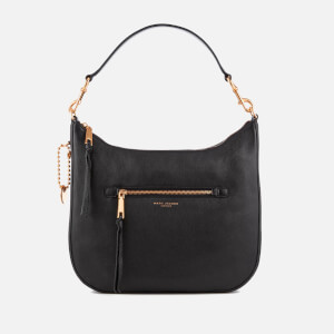 Marc Jacobs Women's Recruit Hobo Bag - Black