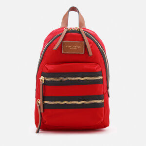 Marc Jacobs Women's Nylon Mini Backpack - Lava Red