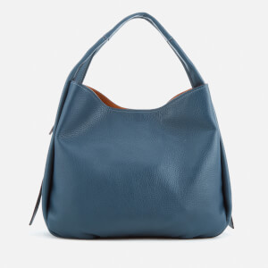 Coach 1941 Women's Glovetanned Pebble Leather Bandit Hobo Bag - Dark Denim