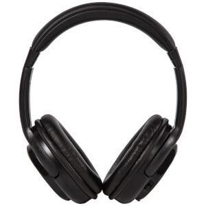 Akai Bluetooth On-Ear Headphones - Black