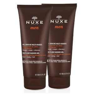 NUXE Men's Shower Gel Duo 200ml