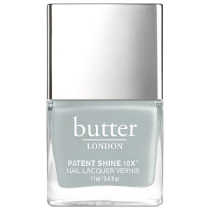 butter LONDON Patent Shine 10X Nail Lacquer London Fog 11 ml
