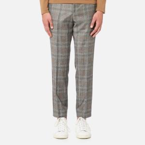 HUGO Men's Hening Trousers - Medium Brown