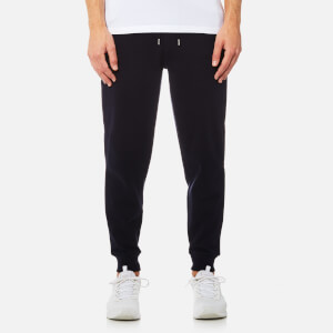 HUGO Men's Darshs Basic Track Pants - Navy