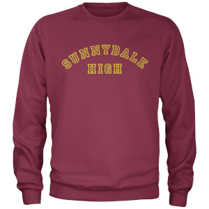 Sweat Homme Sunnydale High Varsity Buffy Contre les Vampires