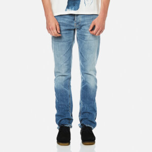 Nudie Jeans Men's Dude Dan Jeans - Orange Soul