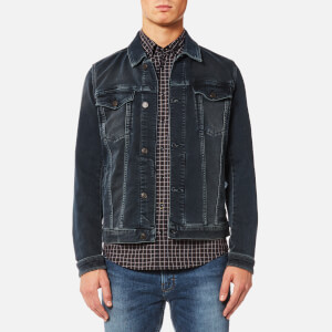 BOSS Orange Men's Orange 1 Denim Jacket - Denim
