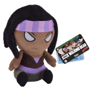 Peluche Mopeez Michonne The Walking Dead