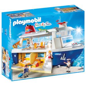 Bateau de croisière (6978) -Playmobil Family Fun