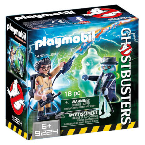PLAYMOBIL Ghostbusters™: Spengler y Fantasma (9224)
