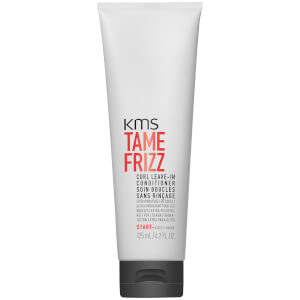 KMS Tame Frizz balsamo leave-in capelli ricci 125 ml
