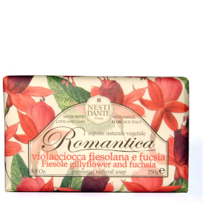 Nesti Dante Romantica Gillyflower and Fuchsia Soap 250 g