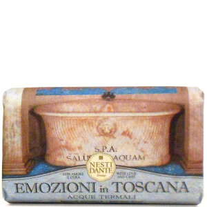 Спа-мыло «Термальные воды» Nesti Dante Emozioni in Toscana Thermal Water Soap 250 г