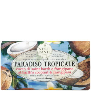 Nesti Dante Paradiso Tropicale St. Bath Coconut and Frangipani Soap 250g