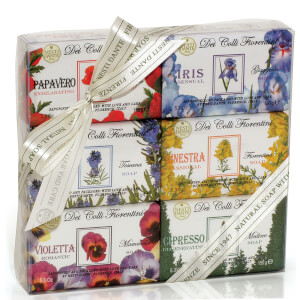 Nesti Dante Dei Colli Fiorentini Soap Collection Set 6 x 150g