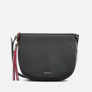 PS by Paul Smith Women's Saddle Bag - Black