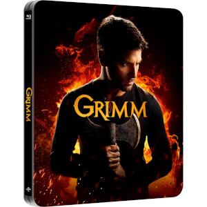 Grimm: Season 5 - Limited Edition Steelbook