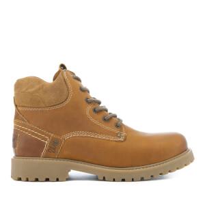 Wrangler Men's Yuma Lace Up Boots - Camel