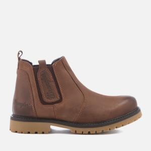 Wrangler Men's Yuma Chelsea Boots - Chesnut