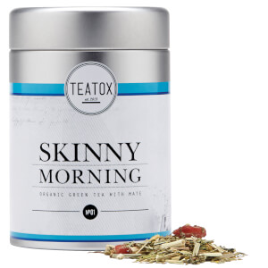 Teatox Skinny Morning Organic Green Tea with Mate (60g)