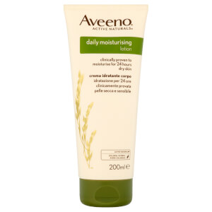 Aveeno lozione idratante quotidiana 200 ml