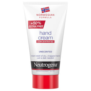 Neutrogena Norwegian Formula Concentrated & Unscented Hand Cream 75 ml