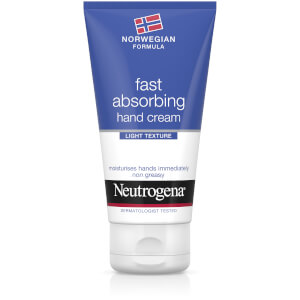 Norwegian Formula® Fast Absorbing Hand Cream Light Texture 75ml