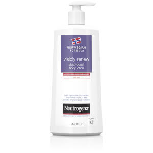 Neutrogena Norwegian Formula Visibly Renew Body Lotion 250ml