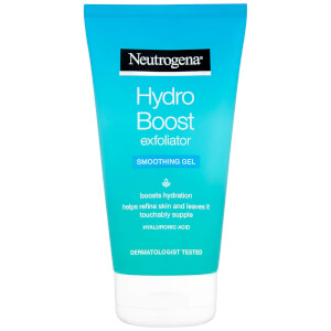 Разглаживающий пилинг для лица Neutrogena Hydro Boost Exfoliator Smoothing Gel 150 мл