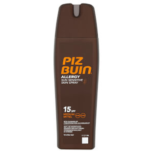 Piz Buin Allergy Sun Sensitive Skin Spray - Medium SPF 15 200 ml