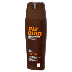 Piz Buin Ultra Light Hydrating Sun Spray - High SPF 30 200 ml