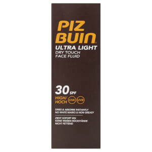 Piz Buin Ultra Light Dry Touch Face Fluid - High SPF30 50ml