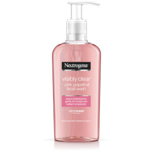 Neutrogena Visibly Clear Pink Grapefruit Facial Wash 200 ml