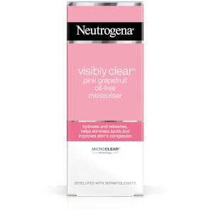 Neutrogena Visibly Clear Pink Grapefruit Oil-Free Moisturiser 50ml