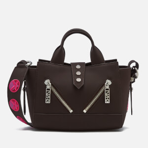 KENZO Women's Kalifornia Mini Tote Bag - Chocolate
