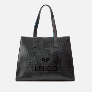 KENZO Women's Icons Horizontal Tote Bag - Black