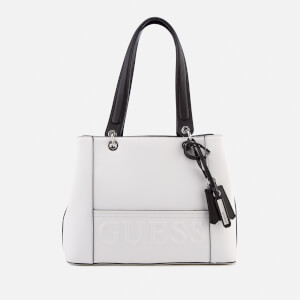 Guess Women's Kamryn Shopper Bag - White/Multi