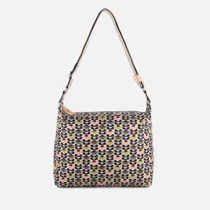Orla Kiely Women's Large Cross Body Bag - Printed Daisy