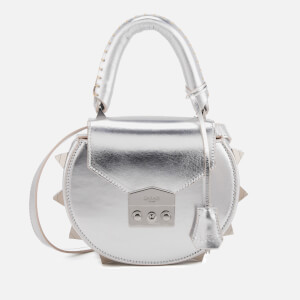 SALAR Women's Mimi Bag - Silver