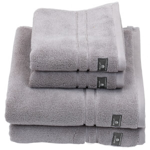 GANT Premium Terry Towel Range - Sheep Grey