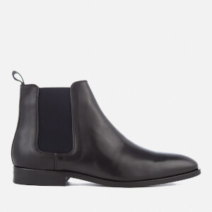 PS by Paul Smith Men's Gerald Leather Chelsea Boots - Black