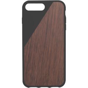 Native Union Clic Wooden iPhone 7 Plus Case - Black