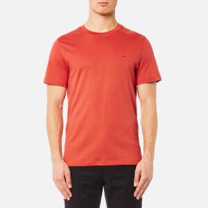Michael Kors Men's Sleek MK Crew T-Shirt - Spice