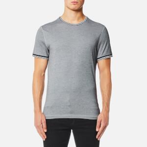 Michael Kors Men's Tipped Neck T-Shirt - Midnight