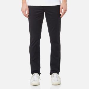 Michael Kors Men's Slim 5 Pocket Twill Jeans - Black