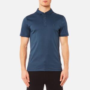 Michael Kors Men's Sleek MK Polo Shirt - Denim