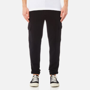 Michael Kors Men's Terry Cargo Sweatpants - Black